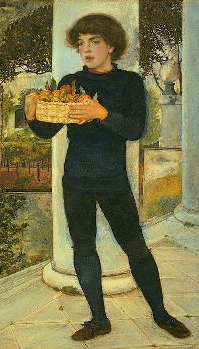 EdwardRobertHughes,ABasketoforanges(1878)