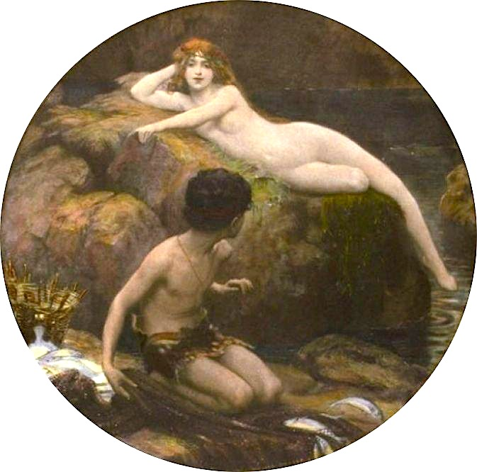 Herbert_James_Draper,_Naiad's_Pool